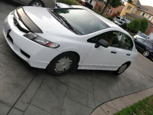 2009 HONDA CIVIC 4 DOOR AUTOMATIC