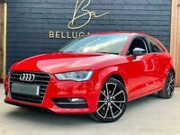 Audi A3 SE 2.0 TDI Diesel manual red