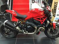 DUCATI MONSTER 1200 R RED BRAND NEW 2016 BIKE AVAILABLE NOW