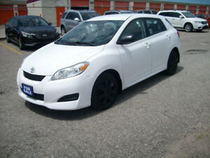 2011 Toyota Matrix AUTOMATIC, ACCIDENT FREE, A/C . ALL POWER