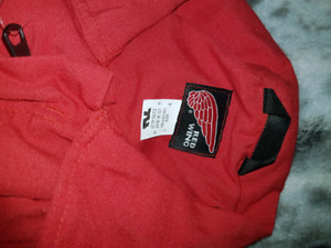 Redwing coveralls