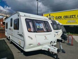 Elddis 534 2007 4 Berth Touring Caravan - Motor Mover - Fixed Bed