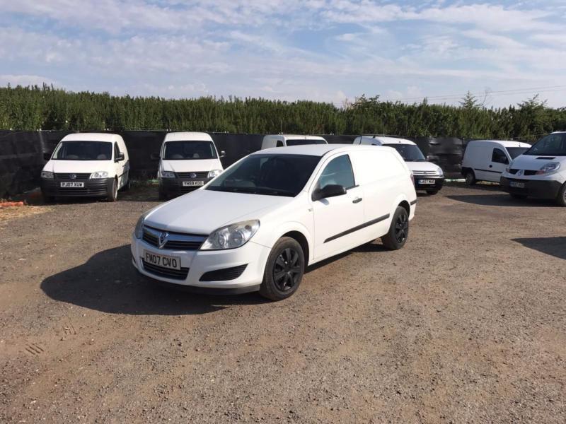 Vauxhall Astravan 1.3CDTi 16v 2007MY Club. 126000 miles &1 former keeper. No VAT