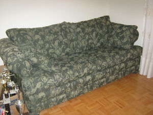 DESIGNER COUCH FOR SALE ASAP - MOVING AND MUST SELL!