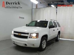 "2013 Chevrolet Tahoe   4Dr. SUV LS Power Group A/C 17"" Alloys"