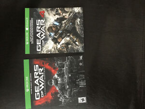 Gears of War 4 and Gears of War Ultimate Edition