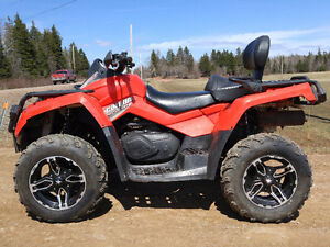 2007 Can Am 650 Max ~Financing Available~