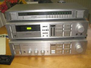 tx301  cassette & amplifier