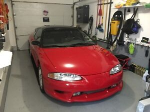 Eagle talon tsi awd