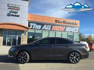 2016 Chrysler 200 C  ACCIDENT FREE, NAVIGATION, BLUETOOTH, LEATH