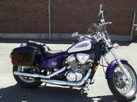 Honda Shadow VLX600 1996