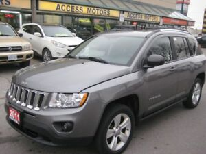 2011 Jeep Compass, AWD, SUNROOF, ONLY 84K, Extra Clean