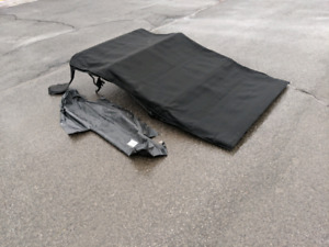 Premium OEM Jeep Wrangler Soft Top and Hard Top storage stand