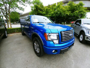 2012 Ford F-150 Supercrew - $27000