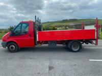 2013 Ford Transit 2.2 TDCi 125ps Dropside pick up tail lift Dropside Diesel Man