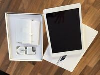iPad Air 32gb Space Grey, wi fi and cell, o2
