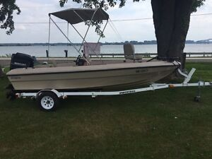 Fishing Boat 16' Galaxy