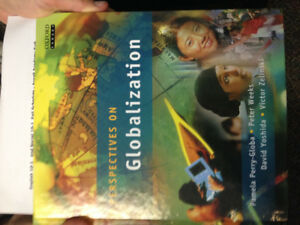 Looking for social textbook Perspectives on Globalization.