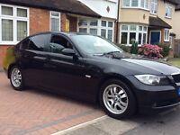 BMW 3 SERIES 2005 MODEL 4 DOOR SALLON GREAT SPEC 6 SPEED PRIVACY WINDOWS !!!