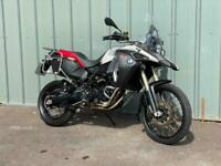 BMW F800GS ADVENTURE TOURING COMMUTING MOTORCYCLE