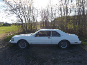 1986 Lincoln Other Coupe (2 door)