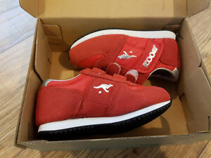 Kangaroo Toddler Runner Brand new in box Sz 7.5