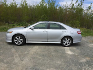 Price reduced, 2009 Camry SE,