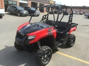 REDUCED! 2015 Arctic Cat Prowler 700XT $99 Bi-Weekly