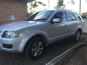2010 Ford Territory SY TS 7 Seater excellent S/ Wagon Blacktown Blacktown Area Preview