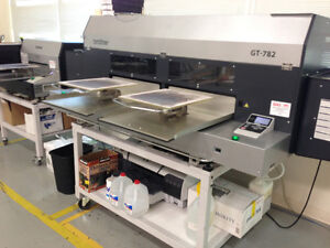 Brother GT-782 DTG Garment Printer
