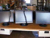 metal desk good condition