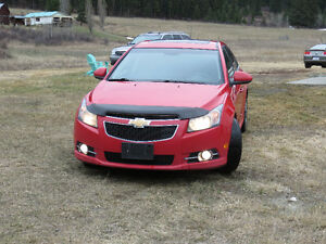 2012 Chevrolet Other Sedan Prince George British Columbia image 2