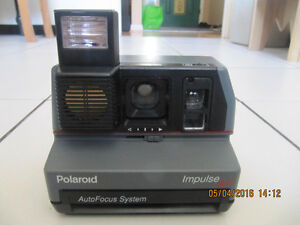 Classic Polaroid Impulse AF Auto Focus System Instant Camera