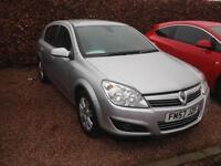 Vauxhall/Opel Astra 1.8i 16v ( 140ps ) 2007MY Design