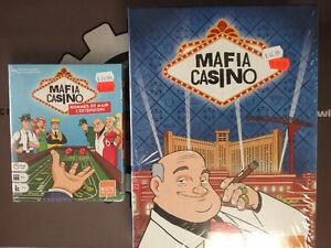 Mafia Casino + expansion Homme de Main