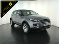 2012 62 RANGE ROVER EVOQUE PURE TECH SD4 DIESEL SERVICE HISTORY FINANCE PX