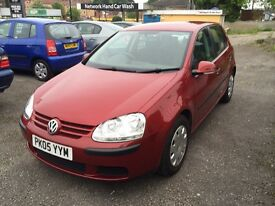 Vw golf 1.6 fsi 2005 excellent through out Px welcome