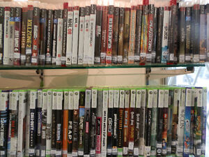 PS3 and Xbox 360 games - 50% off ticket prices