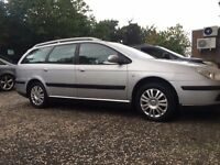 2006 CITROEN C5 1.6 HDI DIESEL ESTATE MOT 1 YEAR SUPERB CONDITION LOW MILEAGE PX SWAP
