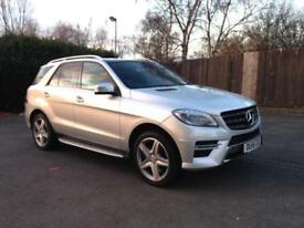 2015 Mercedes-Benz M Class 2.1 ML250 CDI BlueTEC AMG Line (Premium)