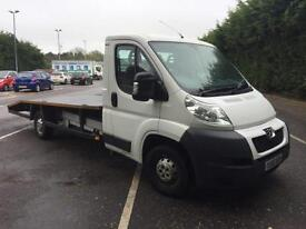 2011 Peugeot Boxer RECOVERY TRUCK