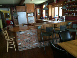 Lakefront on-the-Water Cottage rental in Kingsville Pet Friendly