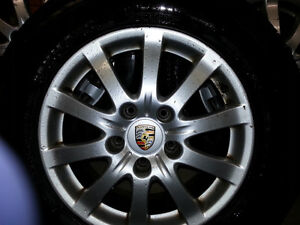 235/65/17 Porsche Cayenne Rims & Summer Tires