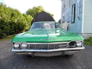 1965 chev impala 4dr hard top 350/ dual exhaust, from down south