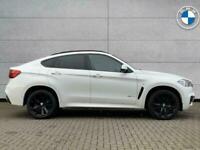 2016 BMW X6 X6 xDrive30d M Sport SUV Diesel Automatic