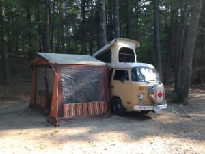 1979 Westfalia Campmobile