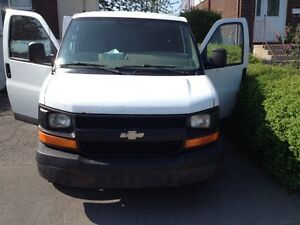 2005 Chevrolet Camion Express
