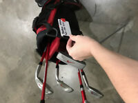 My son lost his left handed 7 iron Nike brand golf club.
