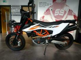 2019 '19 KTM 690 SMC R, AKRAPOVIC EXCHAUST, ONLY 1200 MILES WITH ONE OWNER