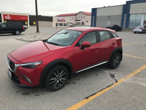 2016 Mazda CX-3 GT (AWD) with Tech Package
